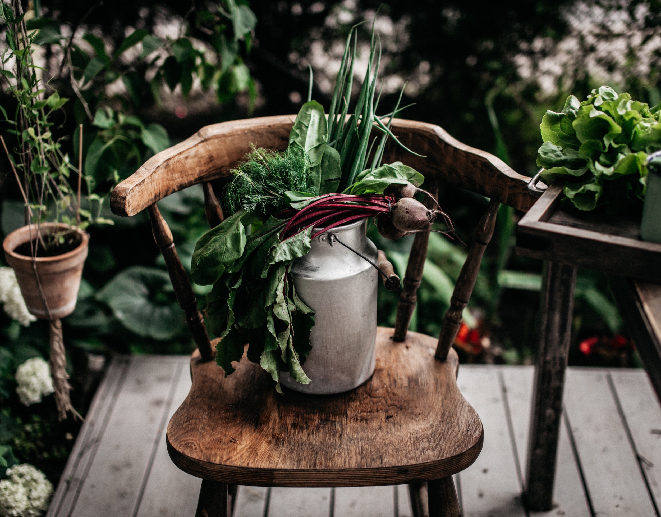 Kaip suvalgyti daugiau daržovių?